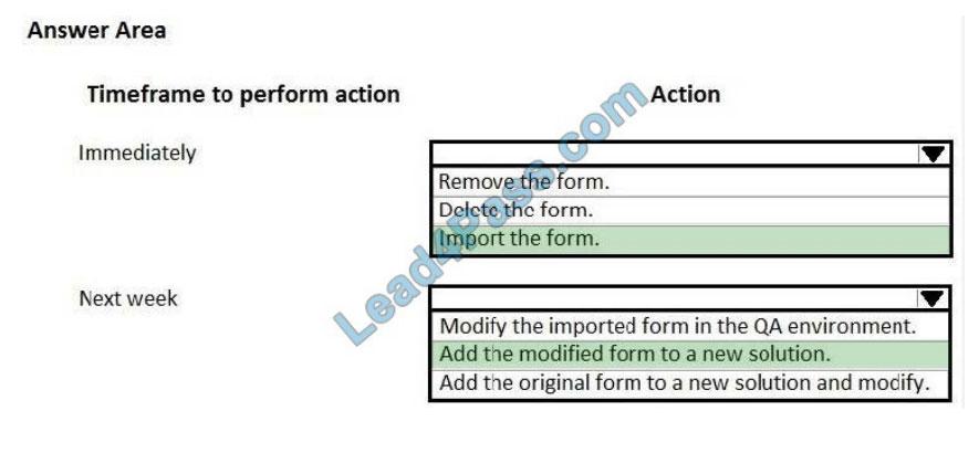 lead4pass mb-200 exam questions q13-1
