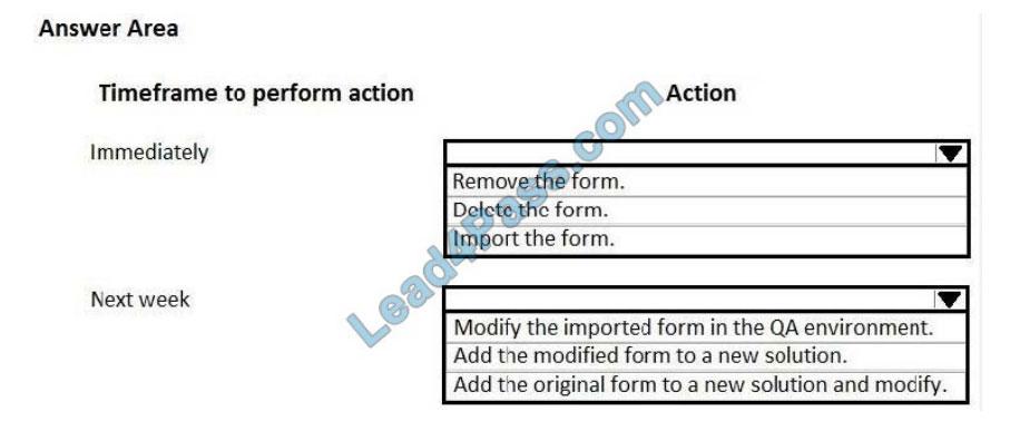 lead4pass mb-200 exam questions q13