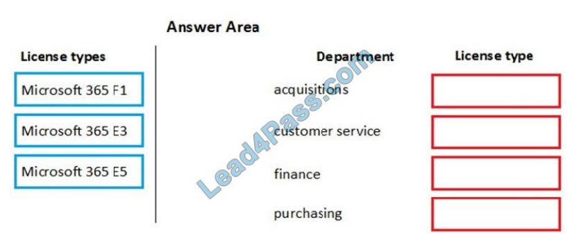 lead4pass ms-900 exam questions q3-1