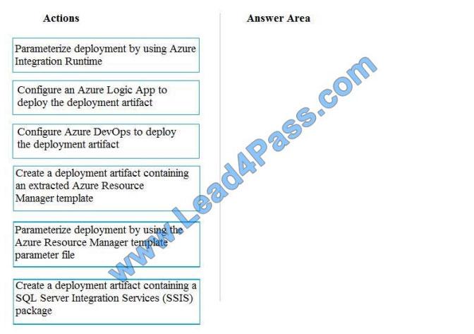 lead4pass dp-200 exam questions q3