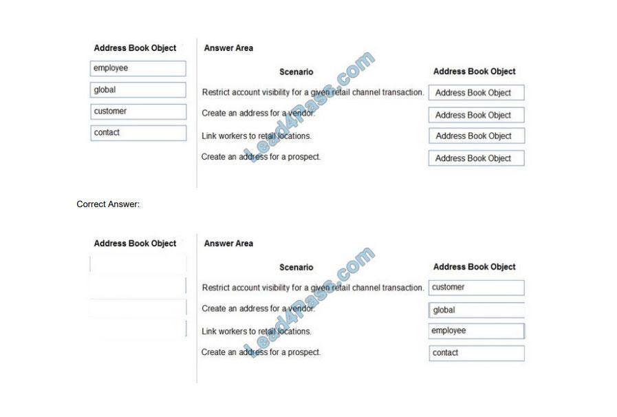 lead4pass mb-300 exam questions q6