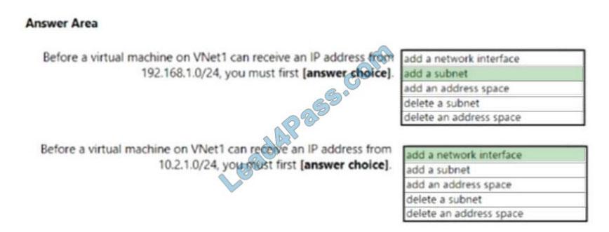 lead4pass az-104 exam questions q6-2