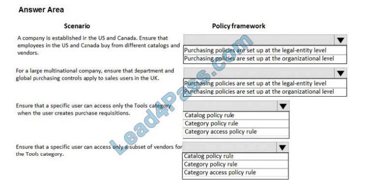 lead4pass mb-300 exam questions q7