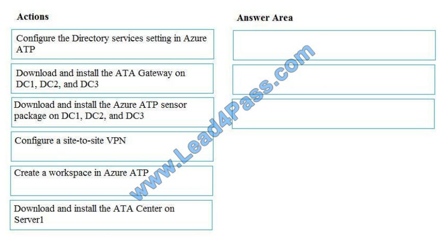 lead4pass ms-500 exam questions q8