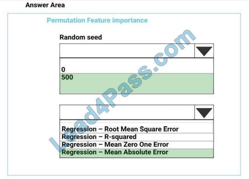 lead4pass dp-100 exam questions q9-1