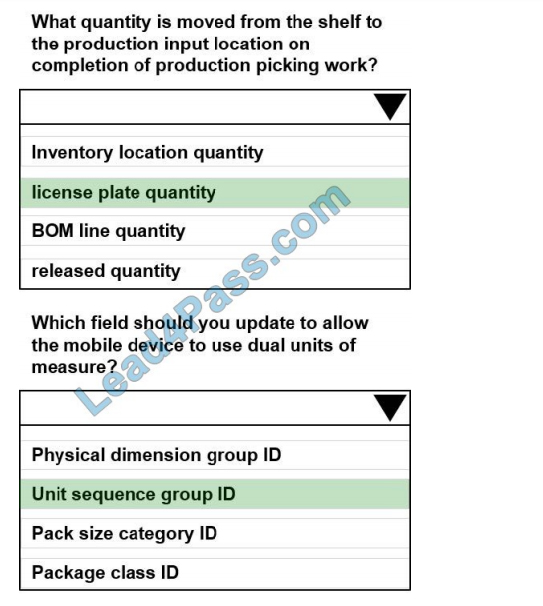 lead4pass mb-320 exam questions q1-1
