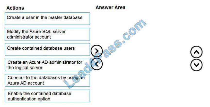 lead4pass dp-300 exam questions q5