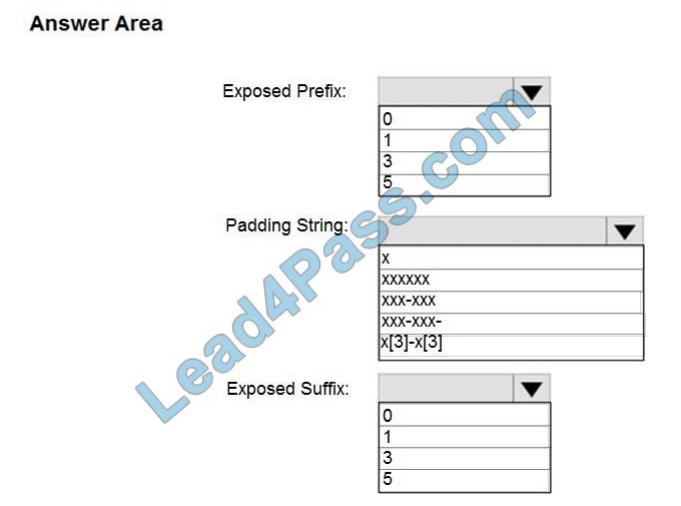 lead4pass dp-300 exam questions q6-1