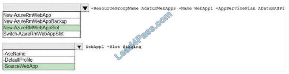 lead4pass az-104 practice test q10-1  2021