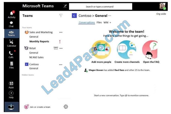 [2021.1] lead4pass ms-700 practice test q10
