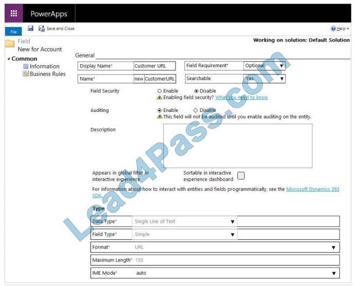 [2021.1] lead4pass mb-200 practice test q5