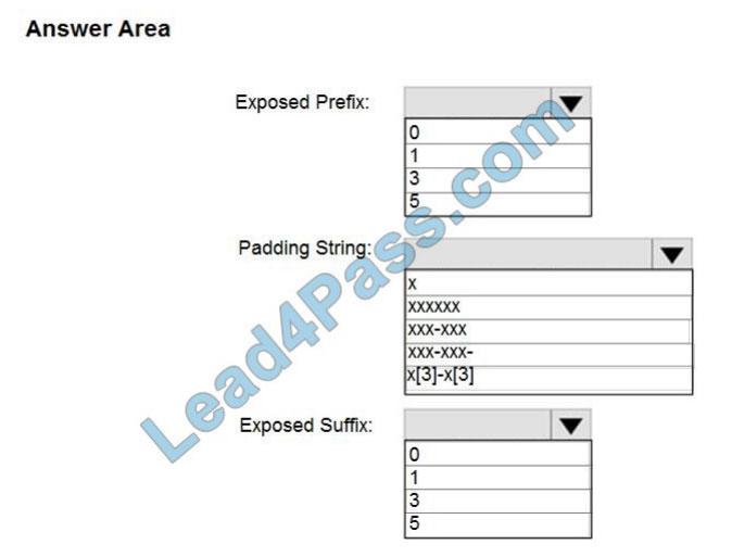 [2021.1] lead4pass dp-300 practice test q9-1