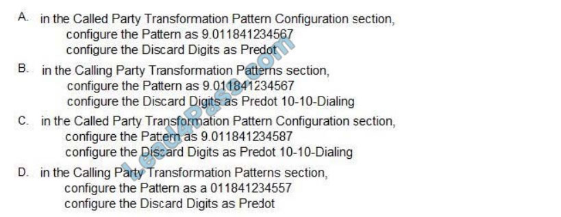 [2021.2] lead4pass 350-801 practice test q2