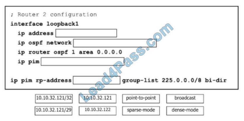 [2021.2] lead4pass 350-601 practice test q6-1