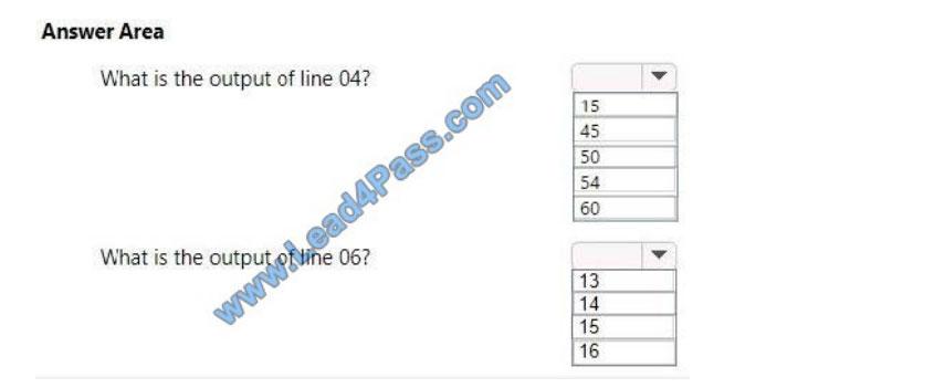 lead4pass 98-388 practice test q10-1