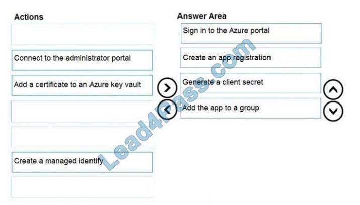 lead4pass az-600 practice test q10-1