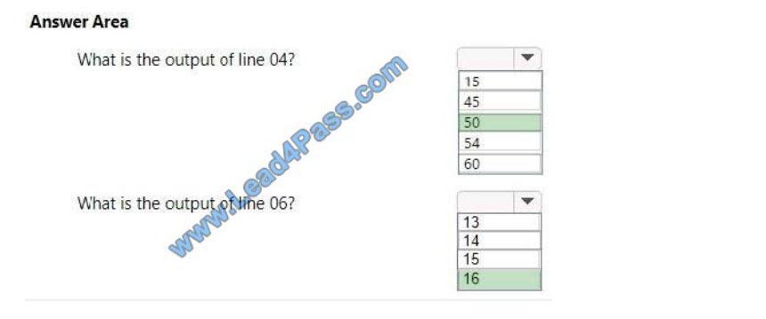 lead4pass 98-388 practice test q10-2