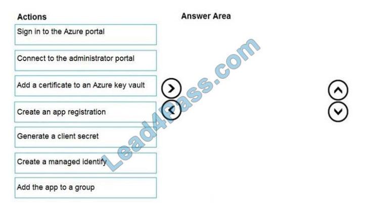 lead4pass az-600 practice test q10