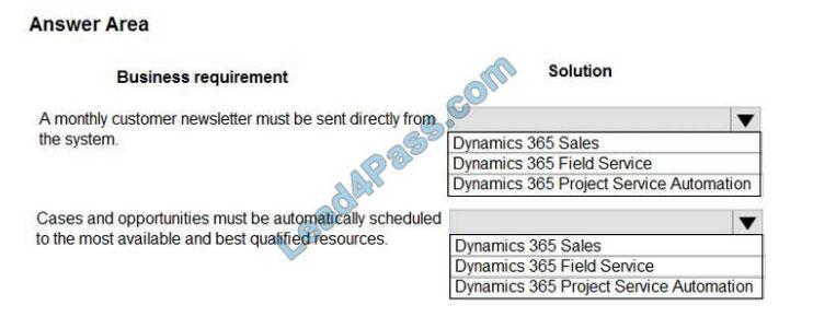 [2021.3] lead4pass mb-300 practice test q3