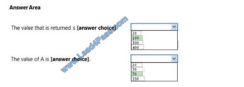 lead4pass 98-361 practice test q4-2