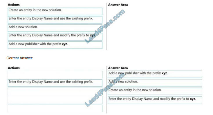 lead4pass pl-100 practice test q5