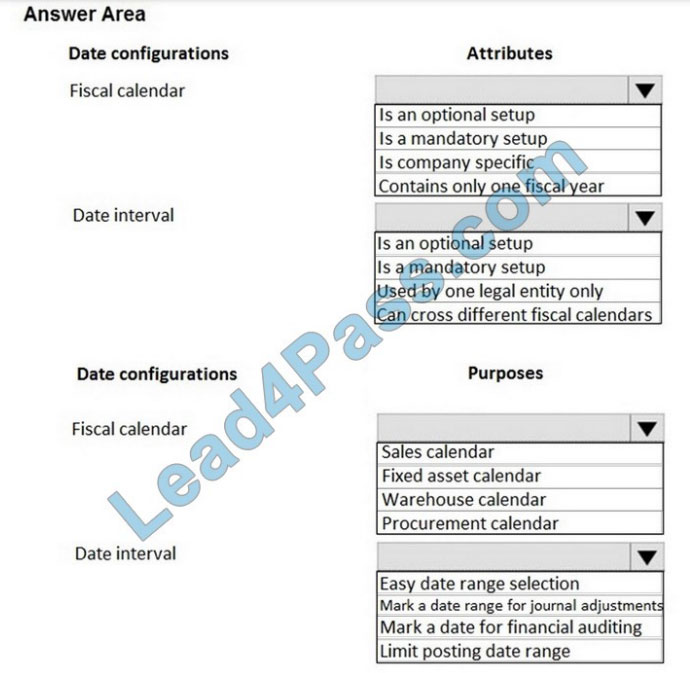 [2021.3] lead4pass mb-300 practice test q6