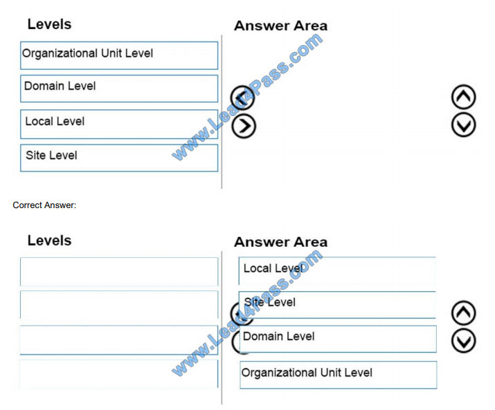 lead4pass 98-365 practice test q6