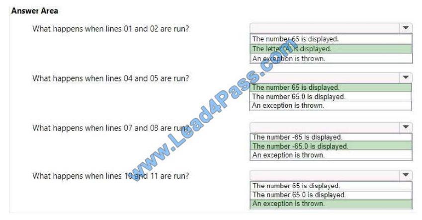 lead4pass 98-388 practice test q8-2