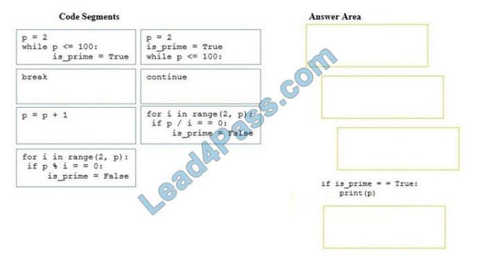 lead4pass 98-381 practice test q9
