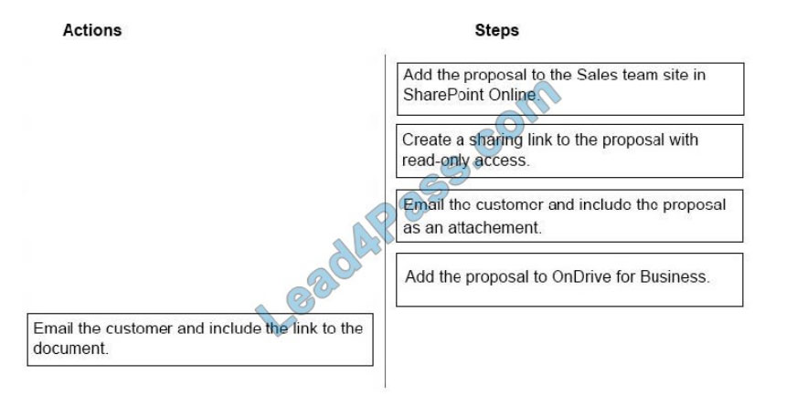 [2021.4] lead4pass ms-900 practice test q7-1