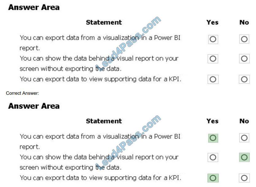 microsoft pl-900 certification exam q13