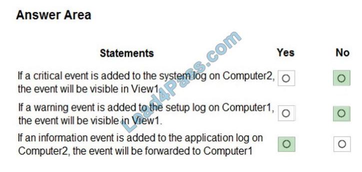 microsoft md-100 certification exam q2-3