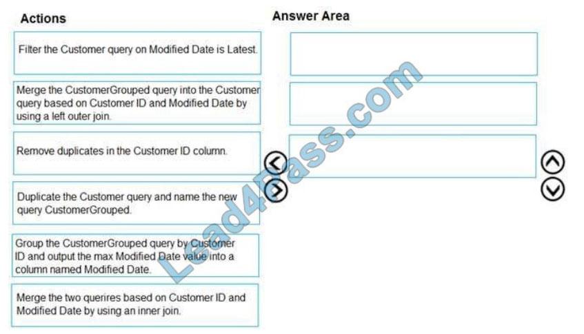 microsoft da-100 certification exam q12-1