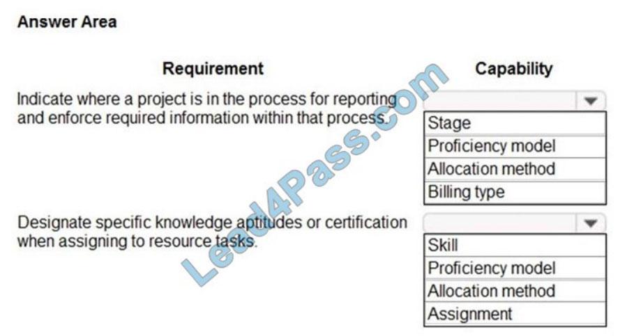 microsoft mb-920 certification exam q8