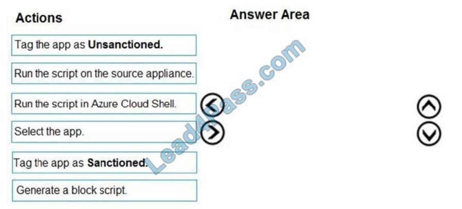 microsoft sc-200 certification exam q9-1