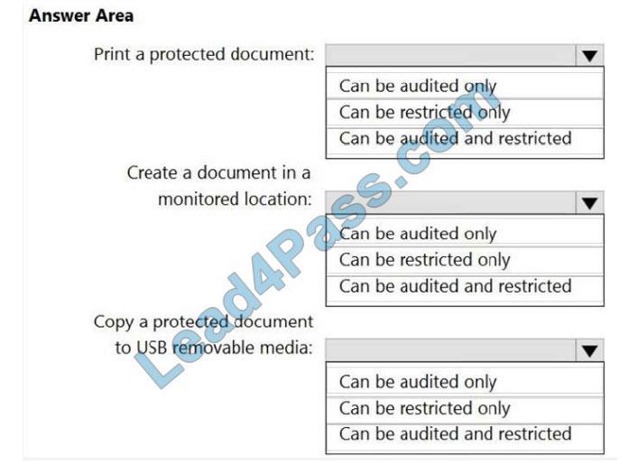 microsoft sc-400 exam questions q11