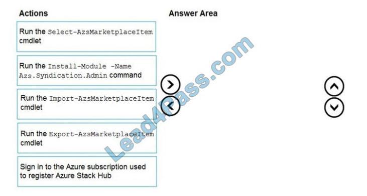 microsoft az-600 exam questions q11