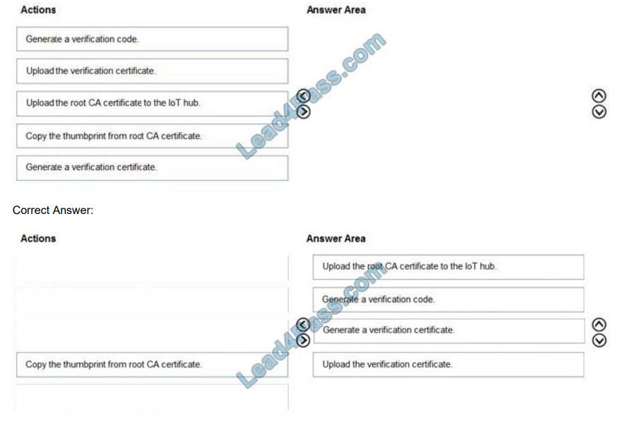 microsoft az-220 exam questions q3