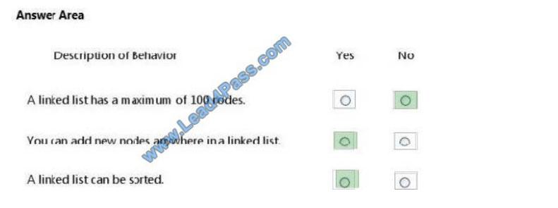 microsoft 98-361 exam questions q6-1