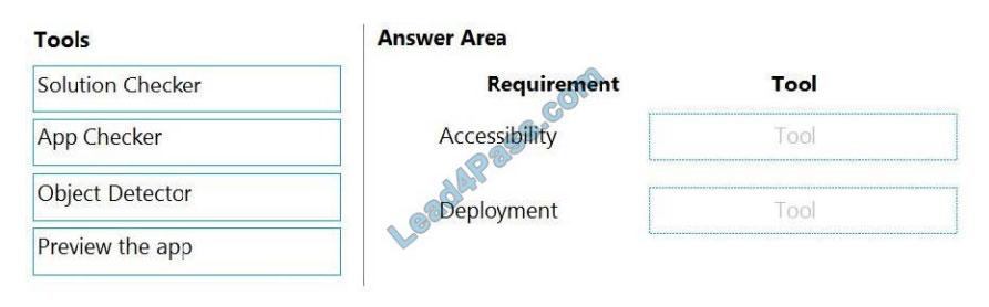 microsoft pl-100 exam questions q7
