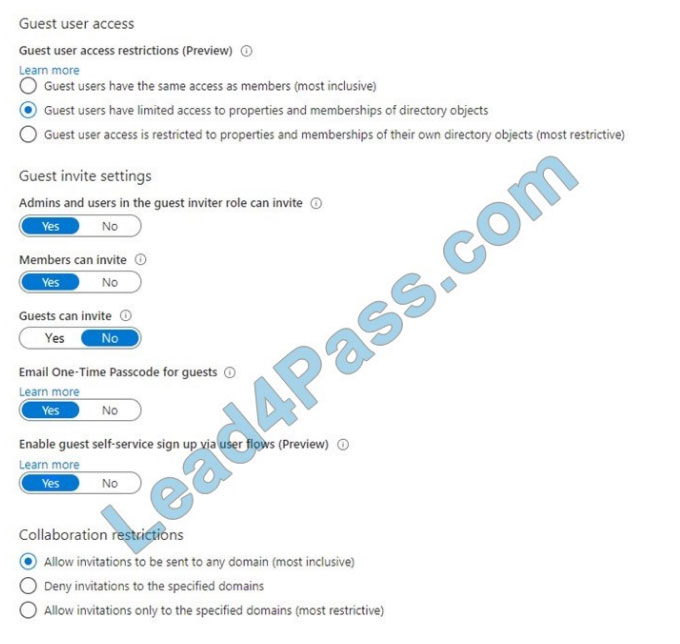 microsoft sc-300 exam questions q8