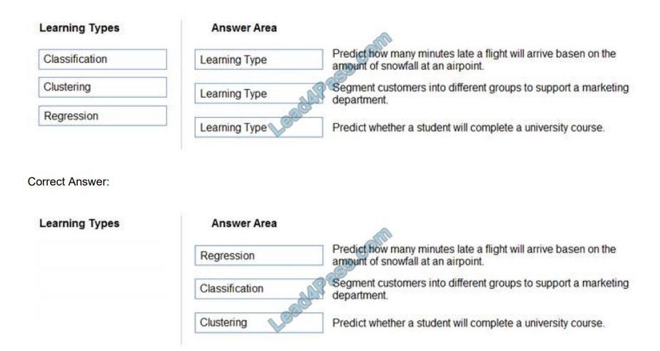 microsoft ai-900 exam questions q1