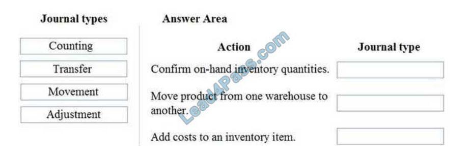 microsoft mb-330 exam questions q10