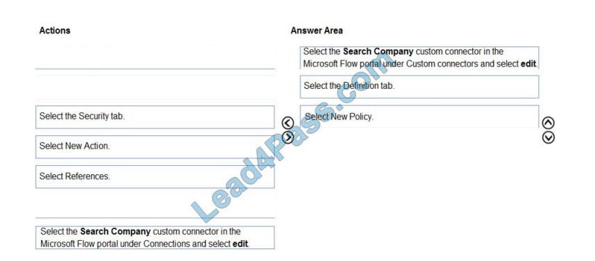 microsoft mb-400 exam questions q11-1