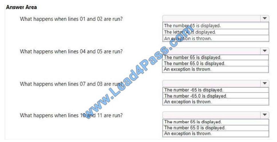 microsoft 98-388 exam questions q11-1