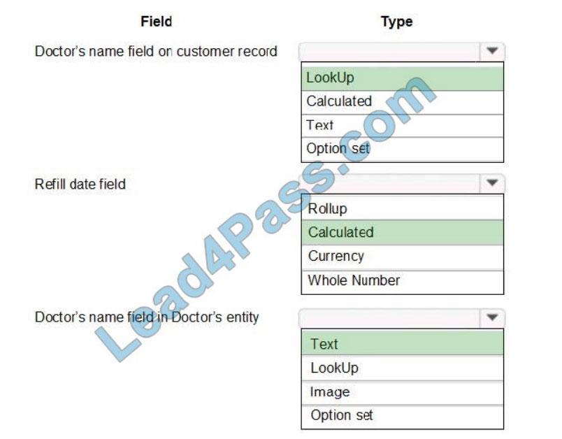 microsoft mb-400 exam questions q12-1