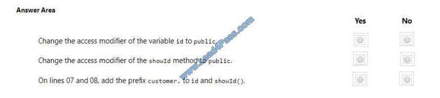 microsoft 98-388 exam questions q13-1