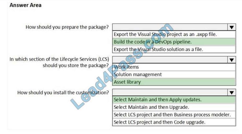 microsoft mb-500 exam questions q13-2
