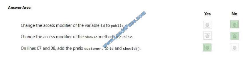 microsoft 98-388 exam questions q13-2