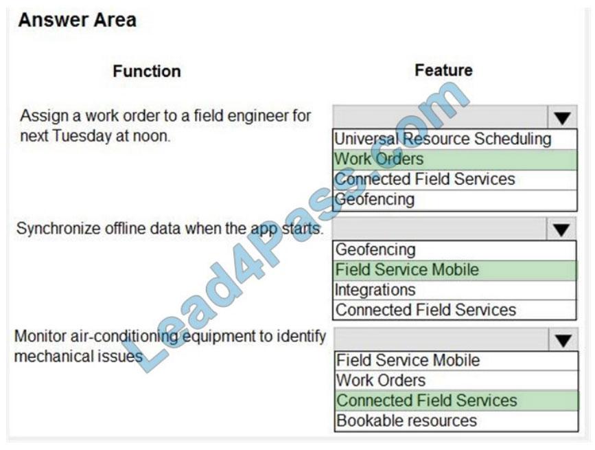 microsoft mb-910 exam questions q6-1